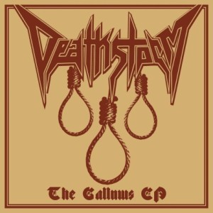 Deathstorm - The Gallows EP cover art