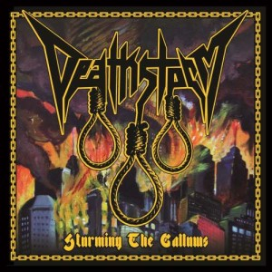 Deathstorm - Storming the Gallows cover art