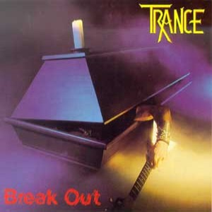 Trance - Break Out cover art