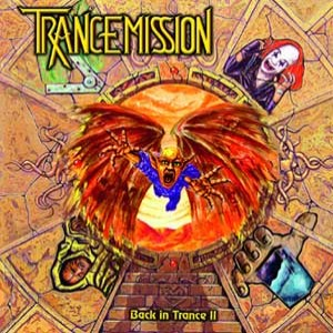Trancemission - Back in Trance II cover art