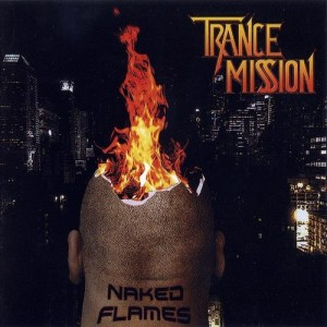 Trancemission - Naked Flames cover art