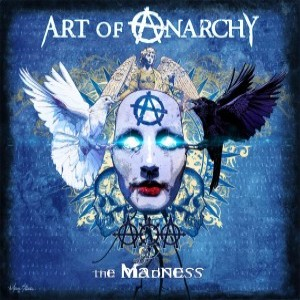 Art of Anarchy - The Madness cover art