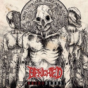 Benighted - Necrobreed cover art