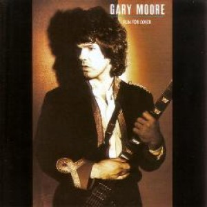 Gary Moore - Run for Cover cover art
