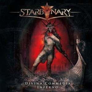 Starbynary - Divina Commedia: Inferno cover art