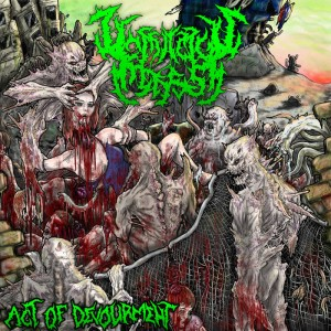 Vomitous Mass - Act of Devourment cover art