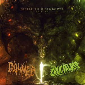 Dahmed - Desire To Disembowel cover art