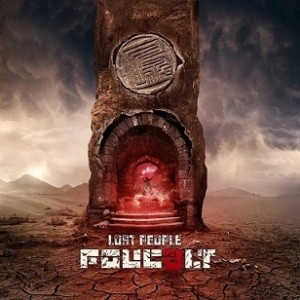 Foucalt - Lost People cover art