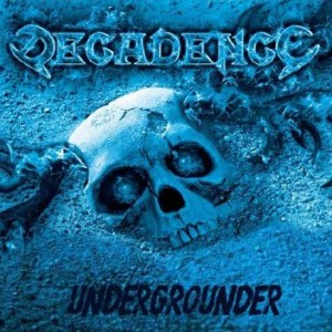 Decadence - Undergrounder cover art