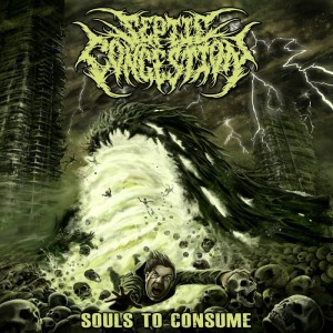 Septic Congestion - Souls To Consume cover art