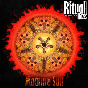Ritual Haze - Machine Sun cover art