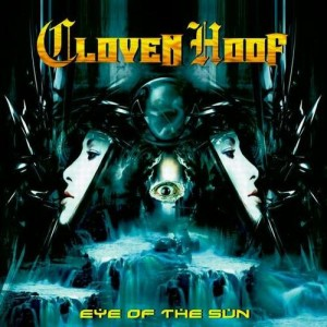 Cloven Hoof - Eye of the Sun cover art