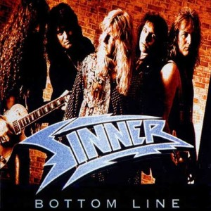 Sinner - Bottom Line cover art