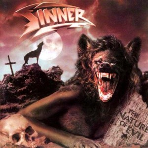 Sinner - The Nature of Evil cover art