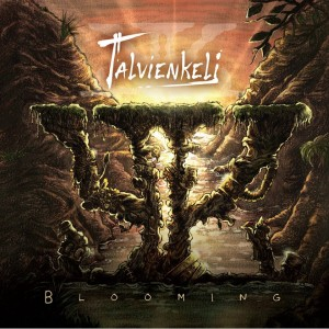 Talvienkeli - Blooming cover art