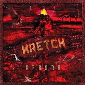Wretch - Reborn cover art