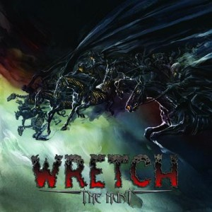 Wretch - The Hunt cover art