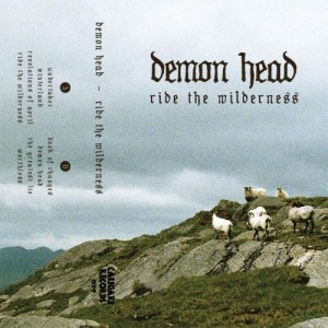 Demon Head - Ride the Wilderness cover art