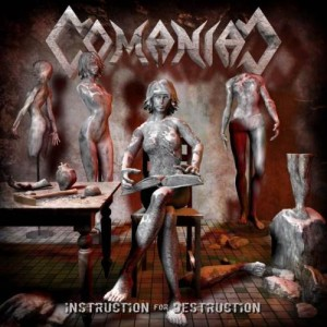Comaniac - Instruction for Destruction cover art