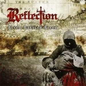 Reflection - Bleed Babylon Bleed cover art