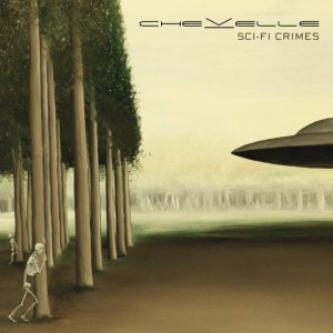 Chevelle - Sci-Fi Crimes cover art