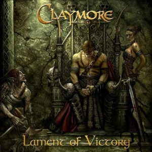 Claymore - Lament of Victory cover art