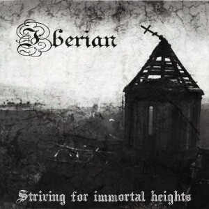 Iberian - Striving for immortal heights cover art