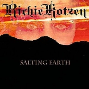 Richie Kotzen - Salting Earth cover art