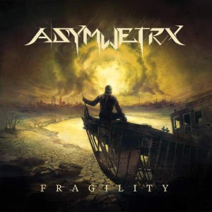 Asymmetry - Fragility cover art