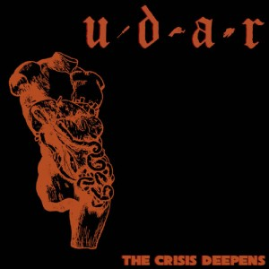 Udar - The Crisis Deepens cover art