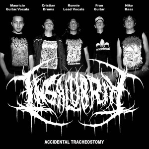 Insalubrity - Accidental Tracheostomy cover art