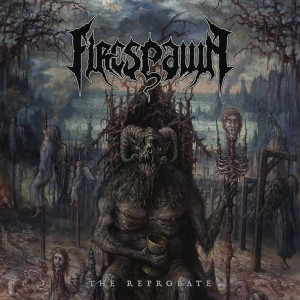 Firespawn - The Reprobate cover art