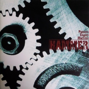 Hammer - Passion Engine Machine cover art