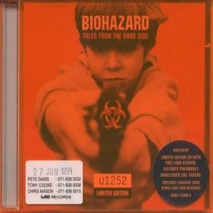 Biohazard - Tales from the Hard Side cover art