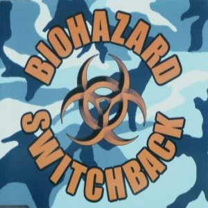 Biohazard - Switchback cover art