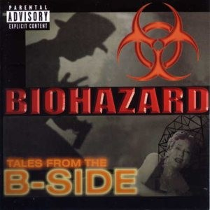 Biohazard - Tales from the B-Side cover art