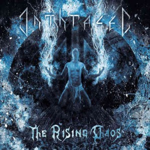 Inthraced - The Rising Chaos cover art
