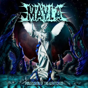Mayla - Possession Of The Wretched cover art
