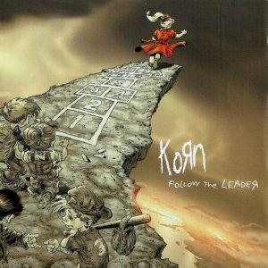 Korn - Follow the Leader cover art
