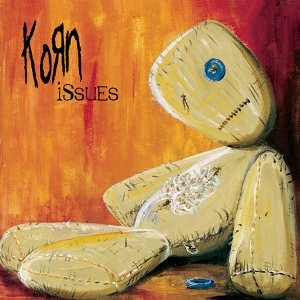 Korn - Issues cover art