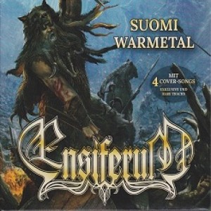 Ensiferum - Suomi Warmetal cover art