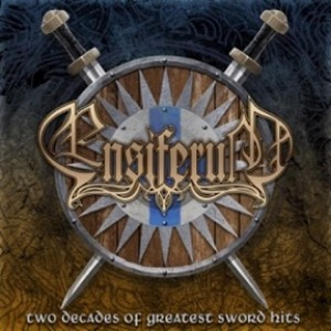 Ensiferum - Two Decades of Greatest Sword Hits cover art