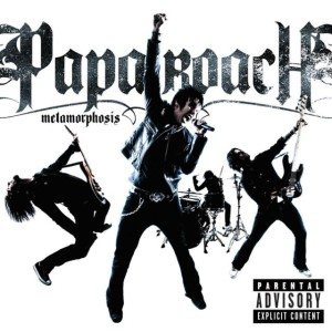 Papa Roach - Metamorphosis cover art