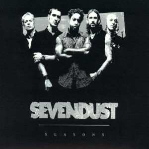 Sevendust - Seasons cover art