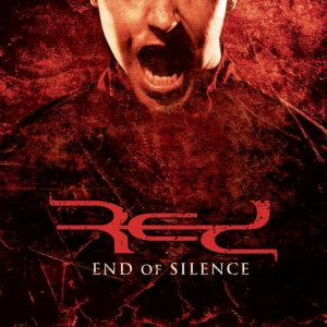 Red - End of Silence cover art