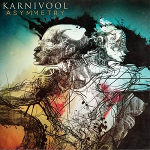 Karnivool - Asymmetry cover art