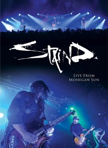 Staind - Live from Mohegan Sun cover art
