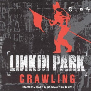 Linkin Park - Crawling cover art