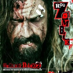 Rob Zombie - Hellbilly Deluxe 2 cover art