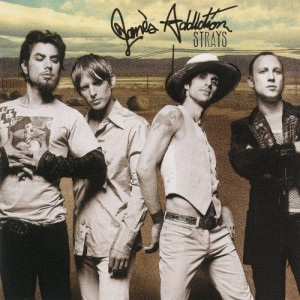 Jane's Addiction - Strays cover art